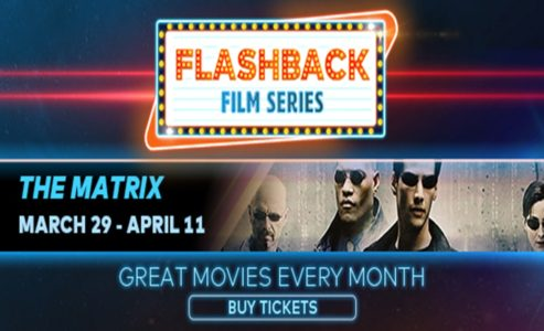 Cineplex Events' Flashback Film Series – Fan favourites on the big screen again – Spaceballs,  Thelma and Louise, The Matrix and more…