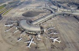 Toronto Pearson wins best large airport in North America