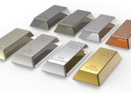Your guide to the 4 major precious metals