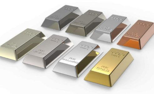 Your guide to the 4 major precious metals