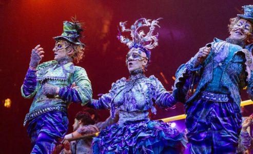 More shows added for Cirque du Soleil Alegría in Toronto