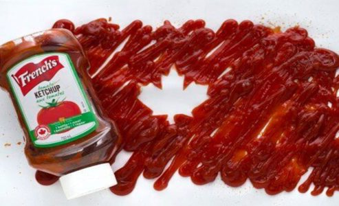 French's Ketchup thank You Truck – 100% locally sourced – What's your favourite Ketchup?