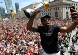 Raptors NBA win offers huge boost for Canadian sport