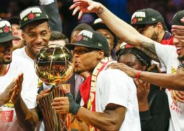 A Record 7.7 million Canadians watch Toronto Raptors clinch Canada's first NBA Championship
