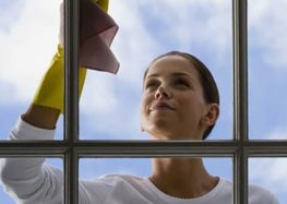 How to properly clean your windows