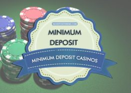 Welcome to the world of Minimum Deposit Casinos