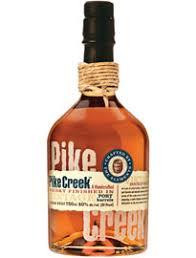Pike Creek whiskey