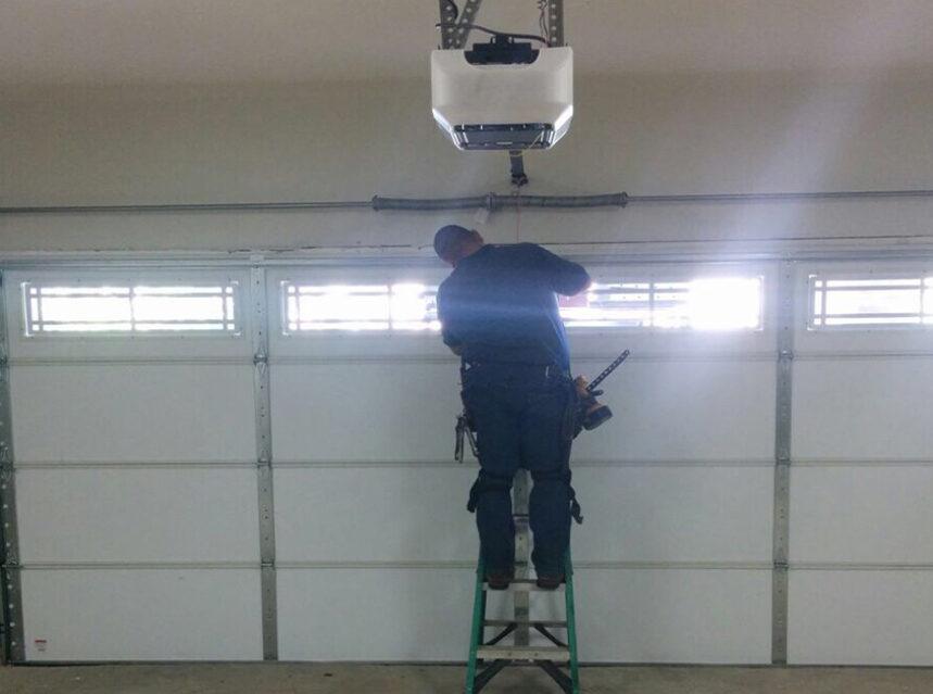 Atlas Garage Door Repair Calgary