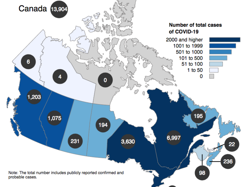 Ontario Records Fewest New Cases Of Covid 19 In More Than: Ontario Reports 375 New Cases Of COVID-19, 27 More Deaths