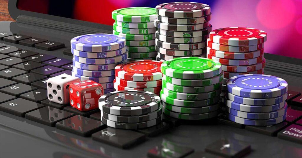 Online gambling revenue