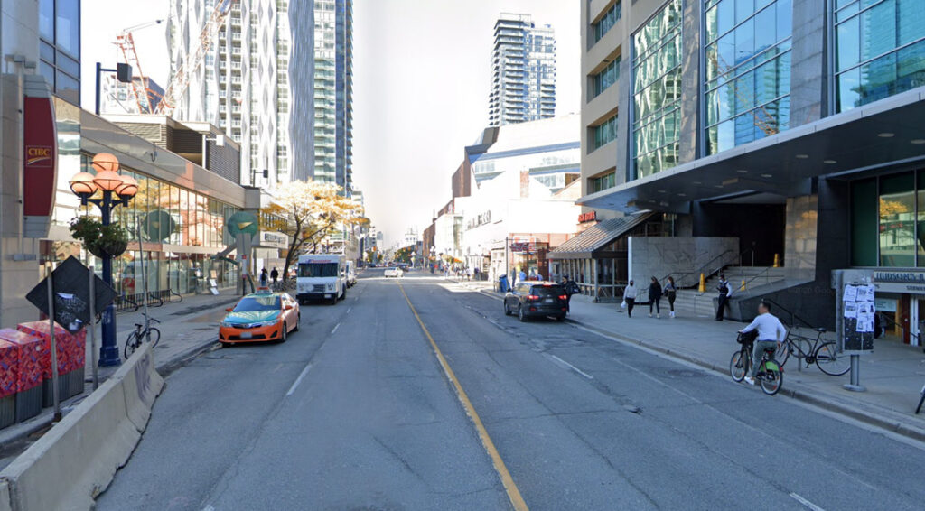 Yonge Street north of Bloor to be transformed