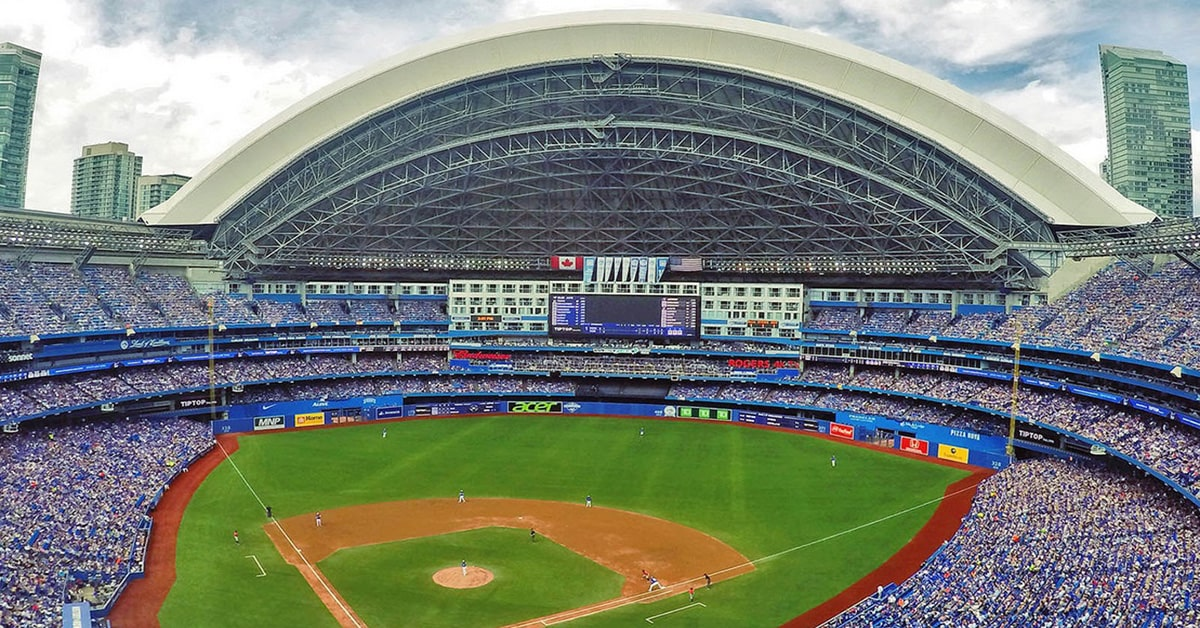 sports fan experiences in Toronto
