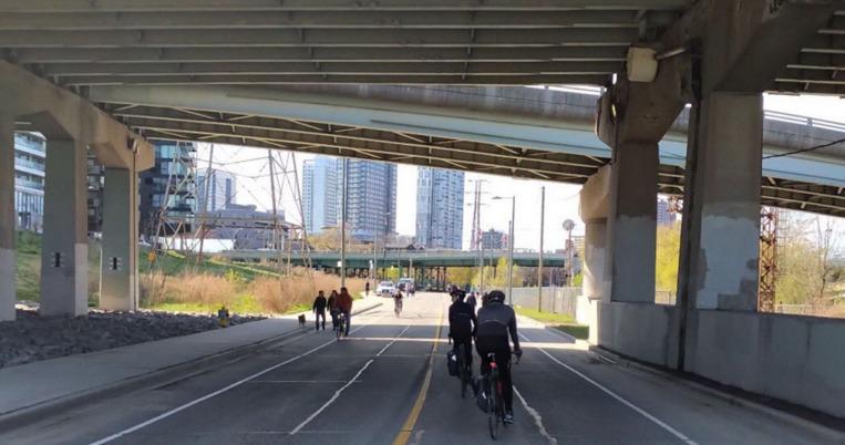 ActiveTO road closures begin this weekend in Toronto