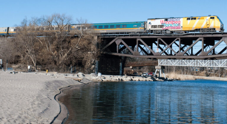 VIA Rail resumes Toronto to Winnipeg portion of the Canadian route
