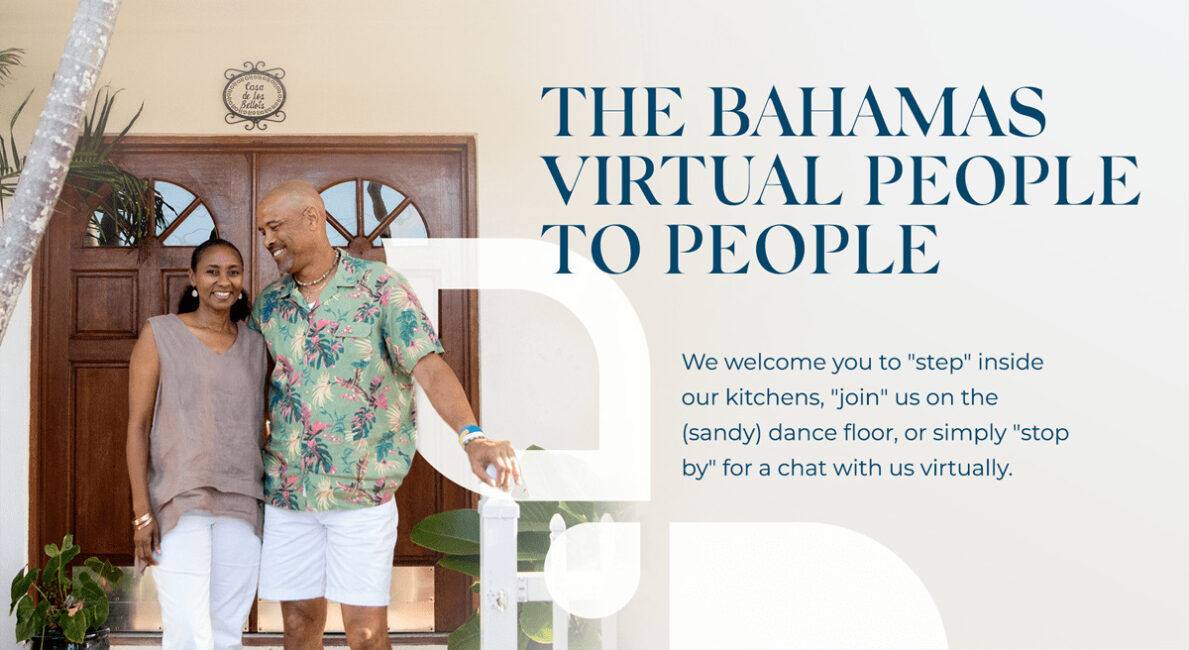 The Bahams virtual people to people