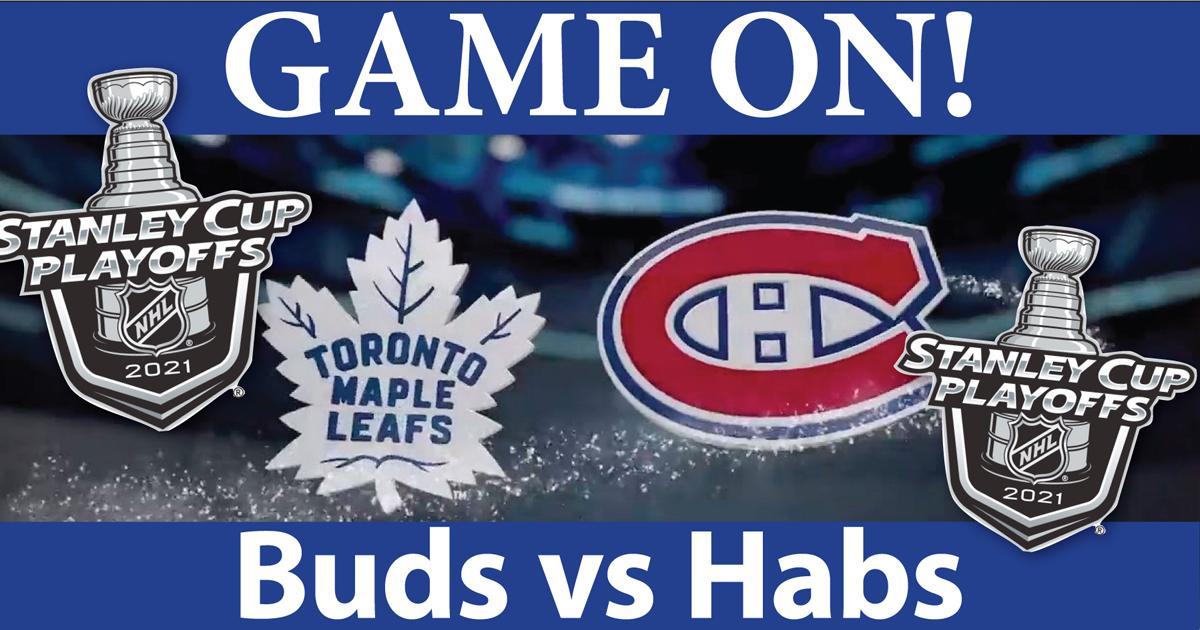 Toronto and Montreal mayors make bet on Leafs Habs series