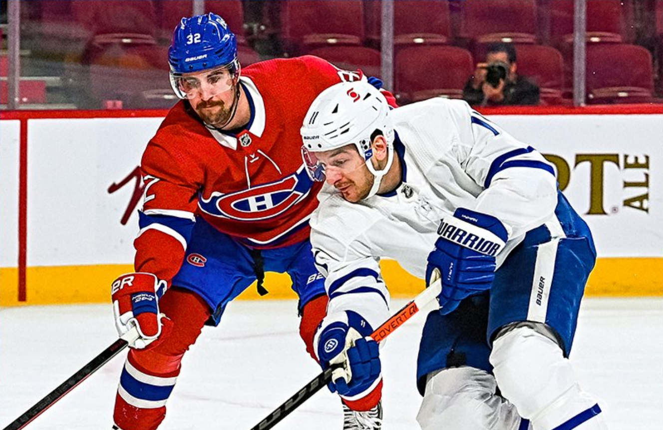 550 healtcare workers will atten Leafs-Habs Game 7