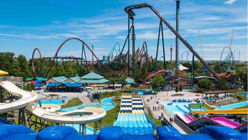 Canada's Wonderland opens June 7