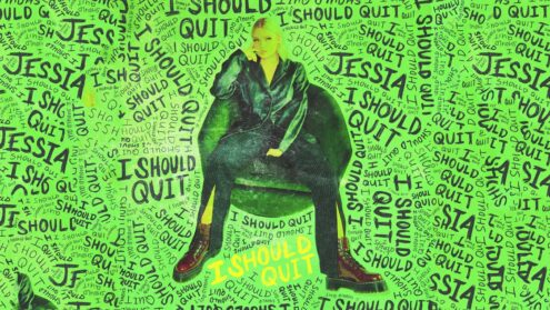"""JESSIA official video for """"I Should Quit"""""""