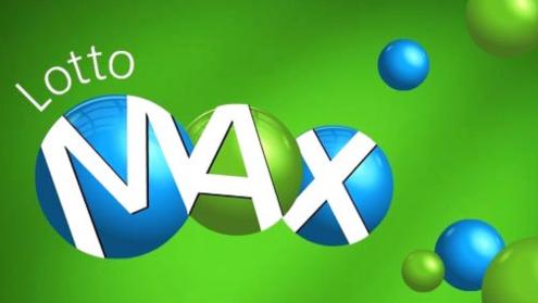Winning Lotto Max numbers