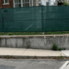 What is temporary fencing and what are its applications?