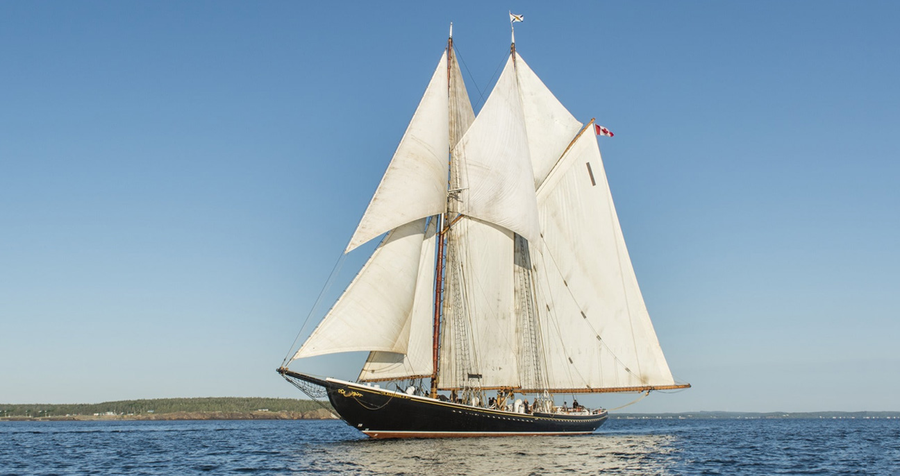 Canada celebrates 100th anniversary of the Bluenose