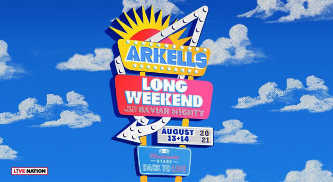 Arkells just announced two Toronto shows in August