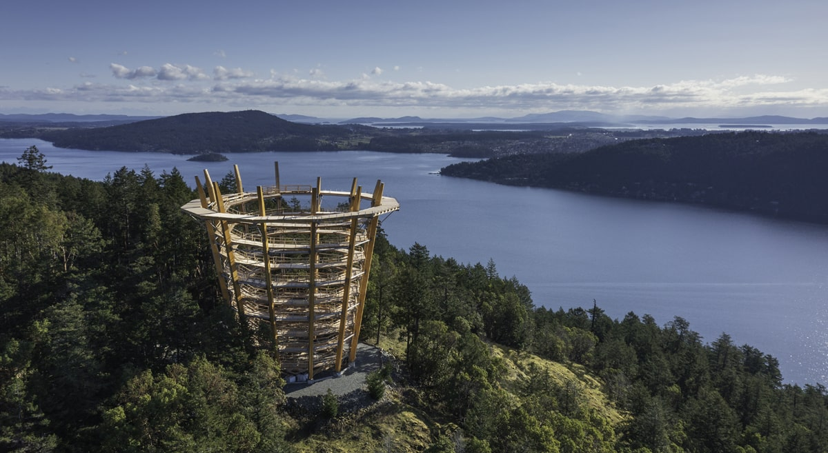 Vancouver Island's newest attraction opens July 15