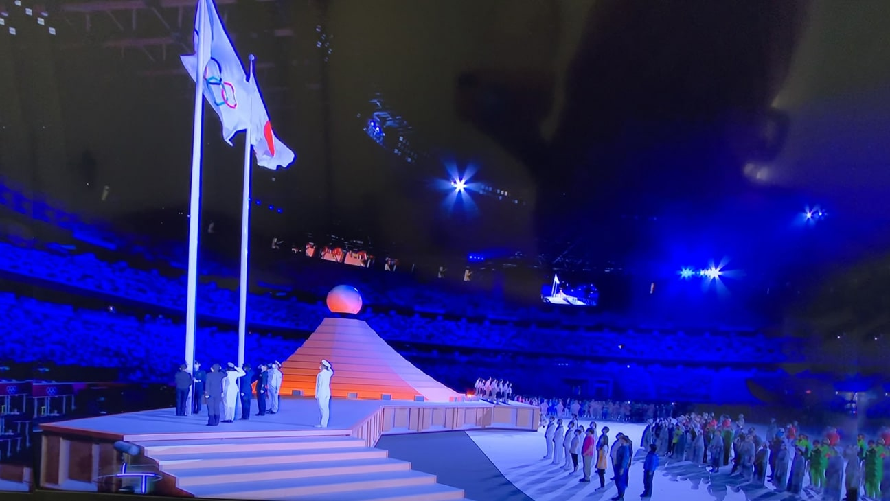 Trudeau On Opening Ceremonies At Tokyo Olympics
