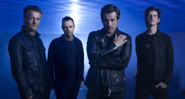 Our Lady Peace debut new single Stop Making Stupid People Famous