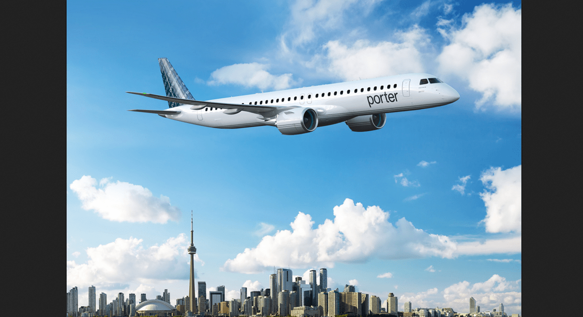 Porter Airlines expands its fleet and adds more North American flights