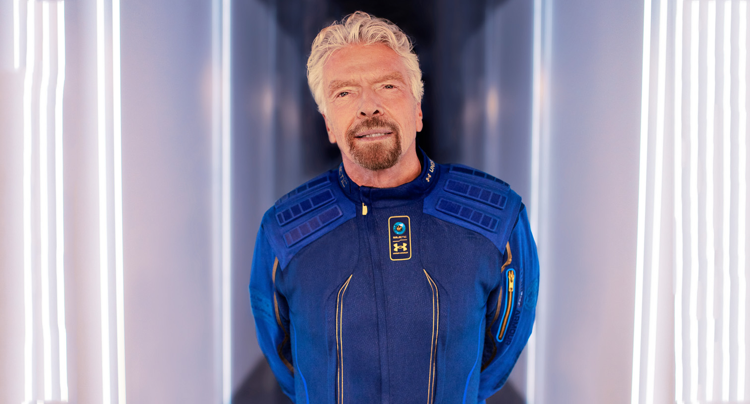 Richard Branson's virgin Galactic spaceflight
