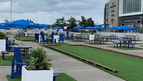 Gigantic patio opens at Sherway Gardens