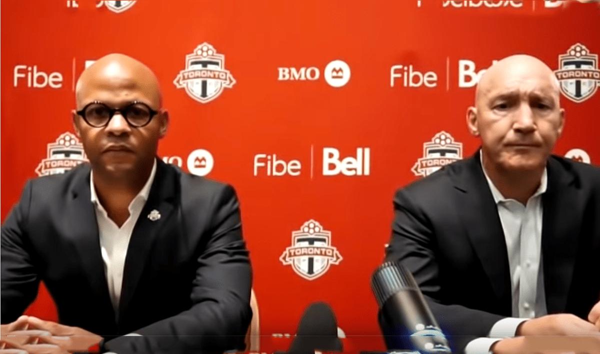 TFC fires head coach Chris Armas