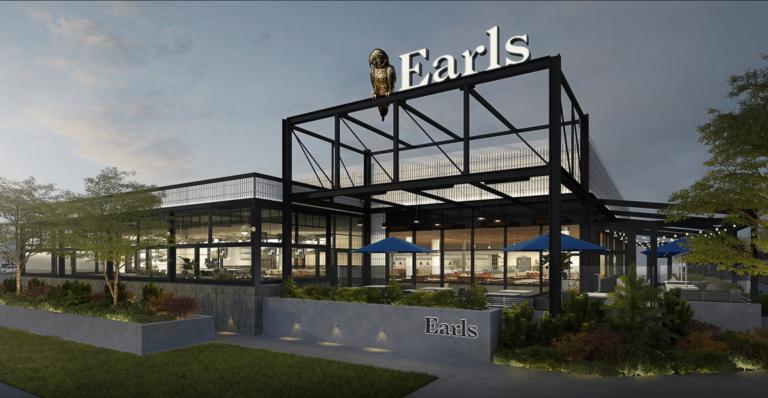 Earls Sherway open in September