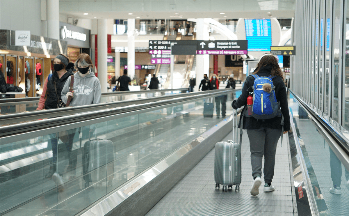 Pearson Airport asks travellers to allow for more time starting August 9