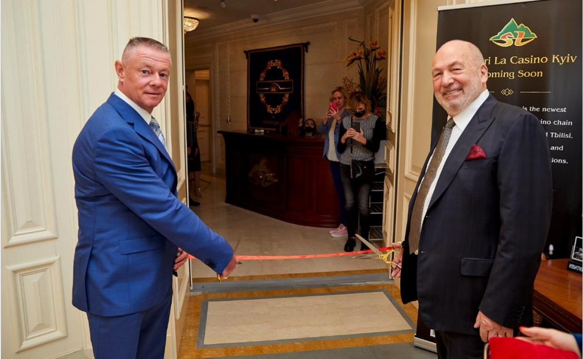 Shangri La Casino opens in Kyiv
