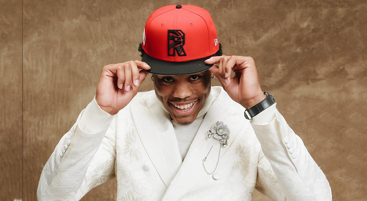 Raptors draft Scottie Barnes fourth overall in 2021 NBA entry draft