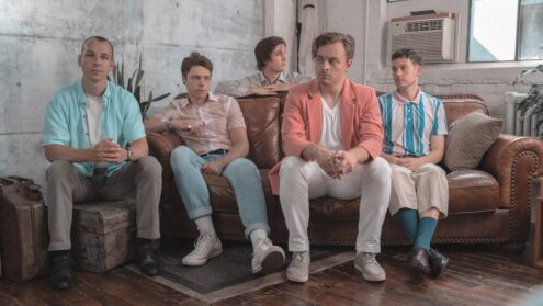 The High Loves release new single 'Sometime'