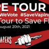 Vape Tour arrives in Toronto