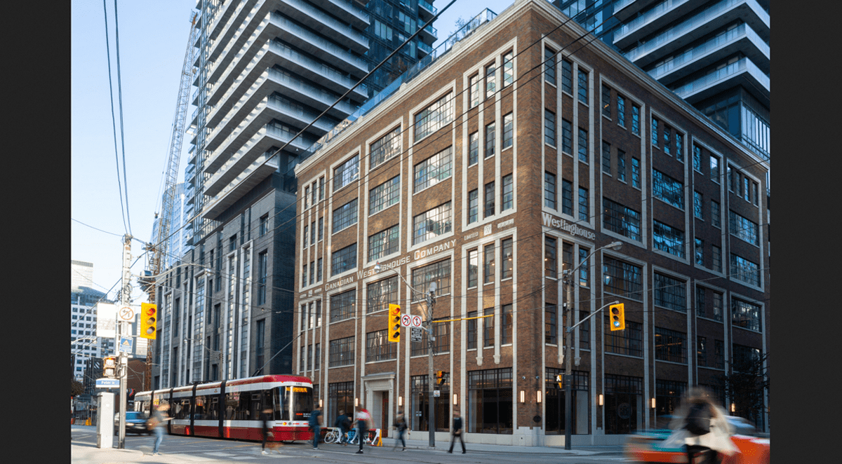King Blue hotel just opened in Toronto's entertainment district