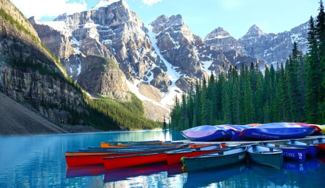 Best places for camping this fall in Canada